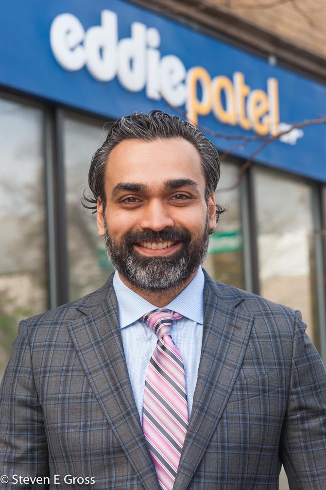 Eddie Patel