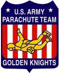 U.S Army Parachute Team - Golden Knights